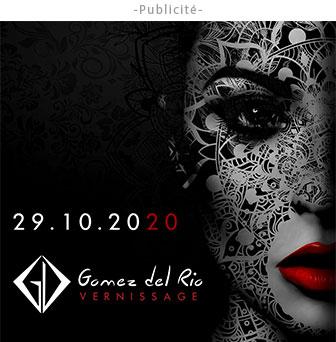 Vernissage Gomez del Rio