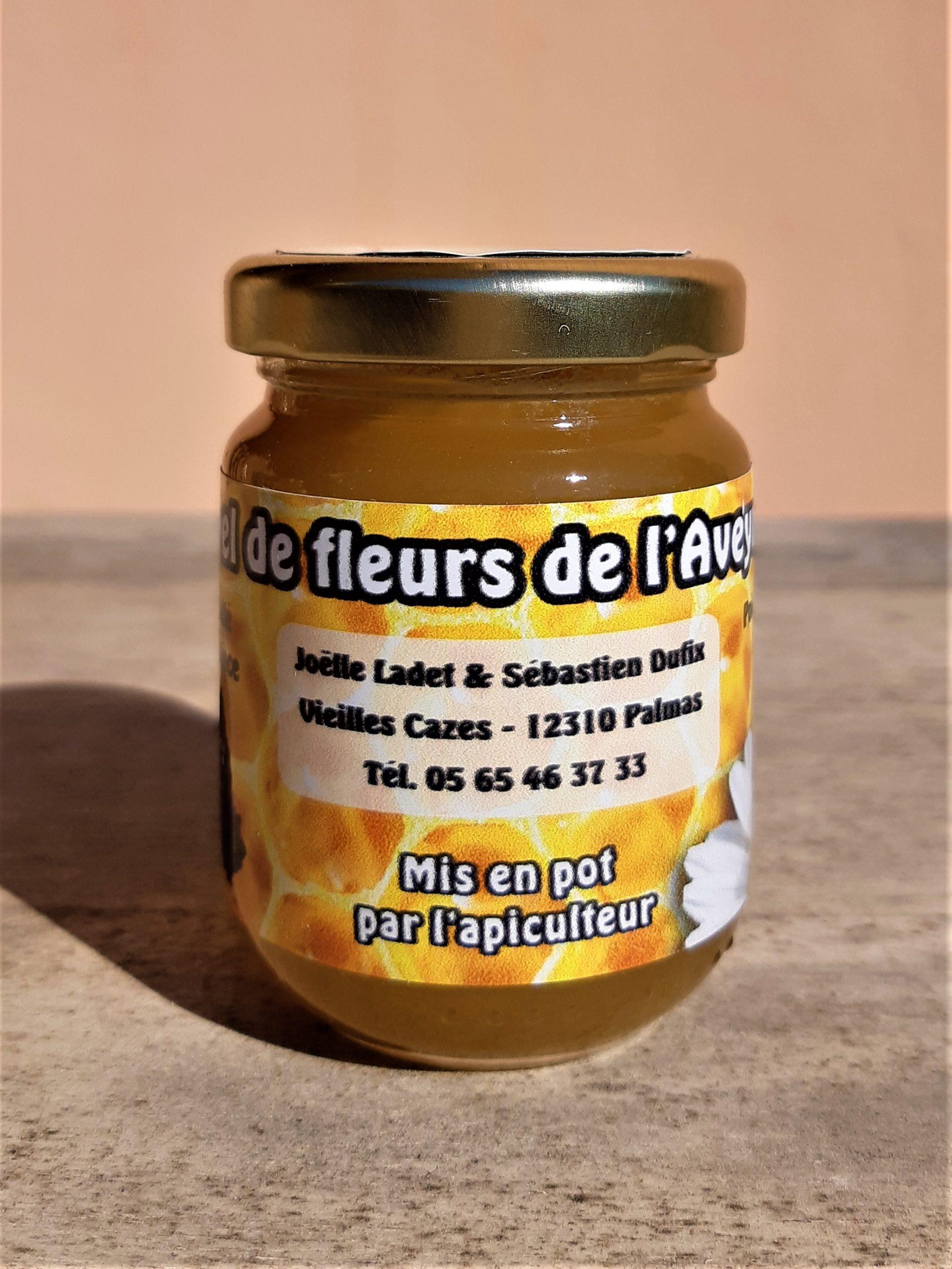 Miel de Fleurs de l'Aveyron