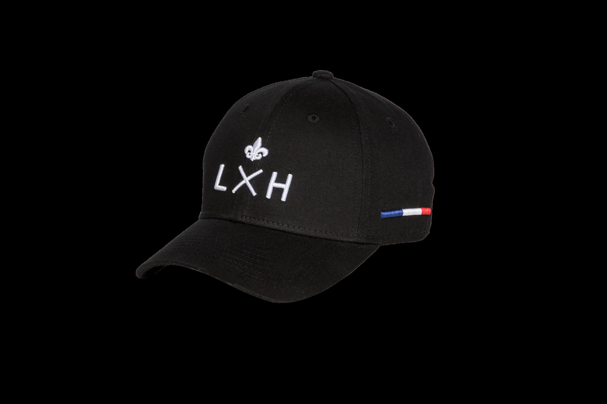 Casquette LXH Noire